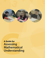 Assessing Mathematical Understanding cover