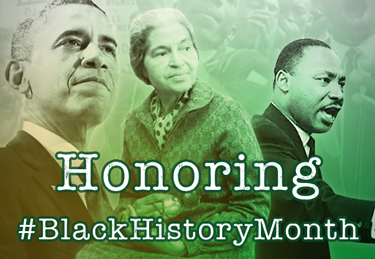 Education Northwest Honors Black History Month logo