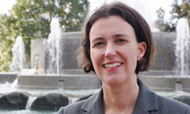 "Michele McLaughlin<br>Photo courtesy of the <a href=""http://www.knowledgeall.net/who-we-are/executive-committee-staff/"">Knowledge Alliance</a>"