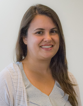 Senior Researcher Michelle Hodara
