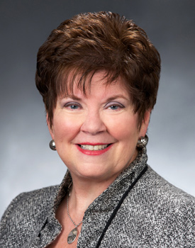 Portrait of Washington State Senator Pam Roach