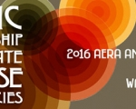 Banner graphic for AERA