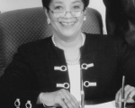 Photo of Dr. Ethel Simon-McWilliams