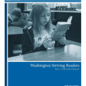 Washington Striving Readers Evaluation Cover
