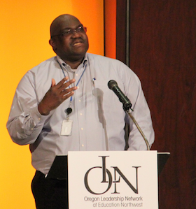 Winston Cornwall, Civil Rights Specialist for Oregon Department of Education